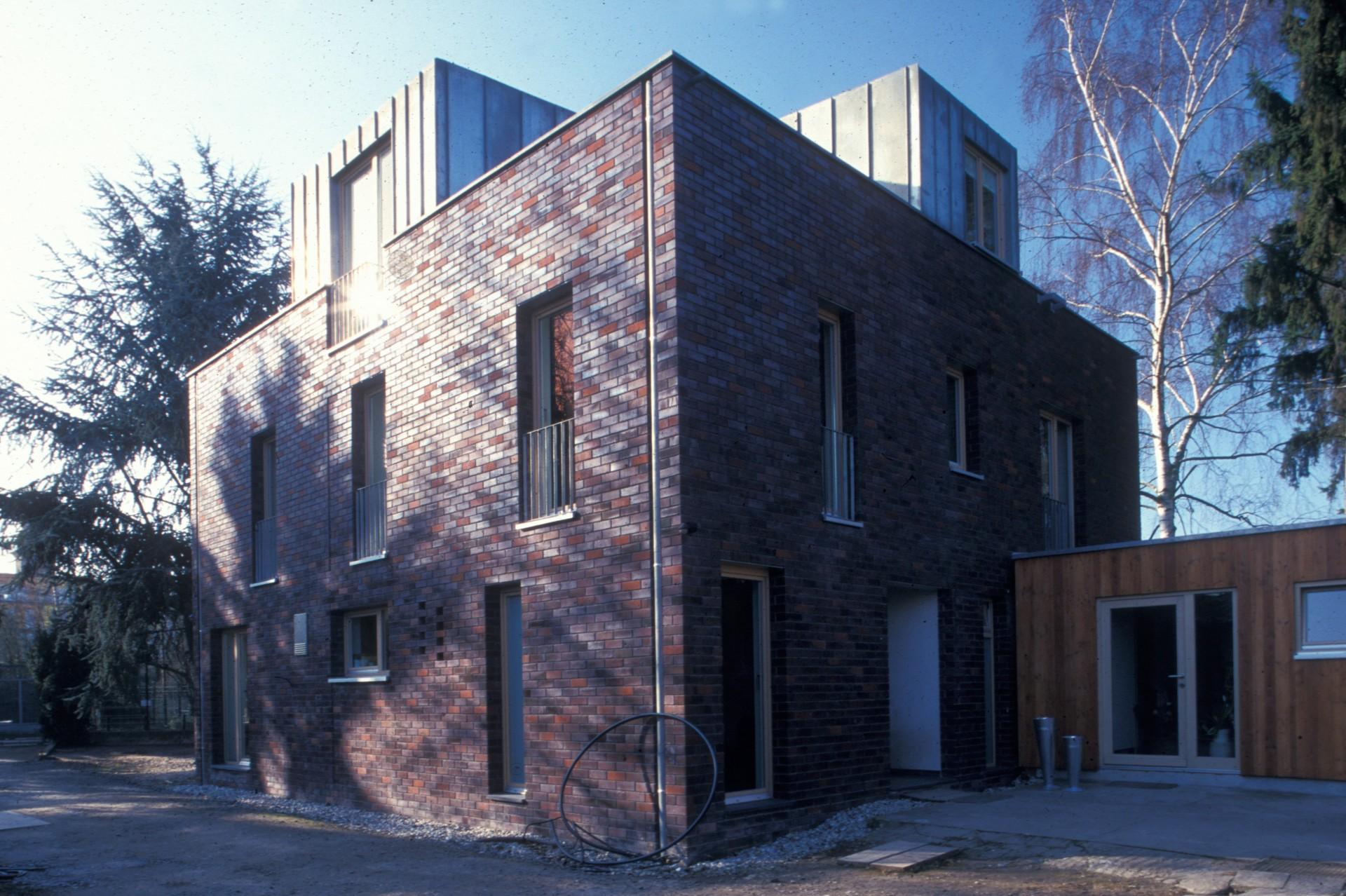 Drei Eins – Architektur- und Stadtplanungsbüro in Frankfurt // Haus L, Ffm
