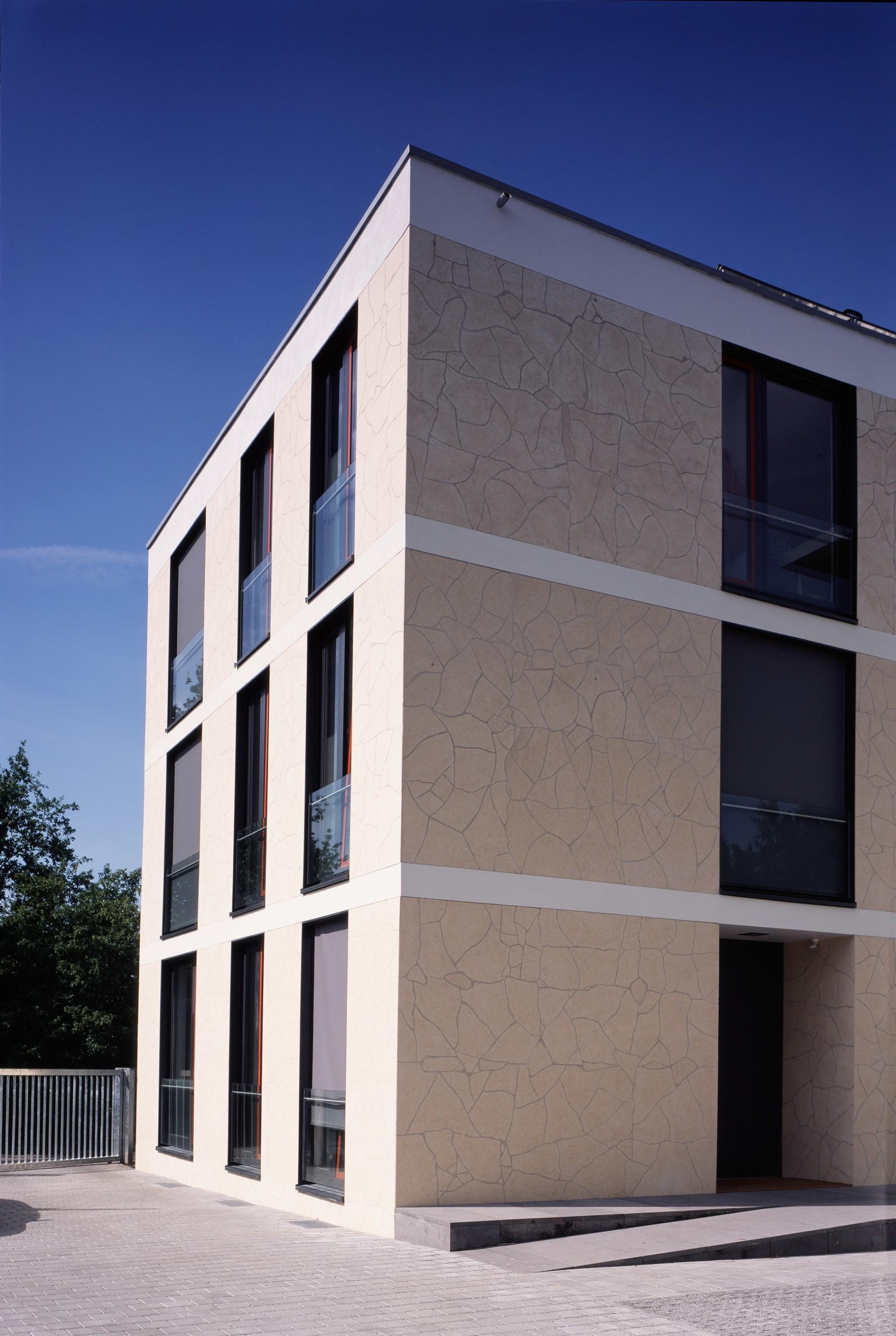 Drei Eins – Architektur- und Stadtplanungsbüro in Frankfurt // Haus H, Ffm