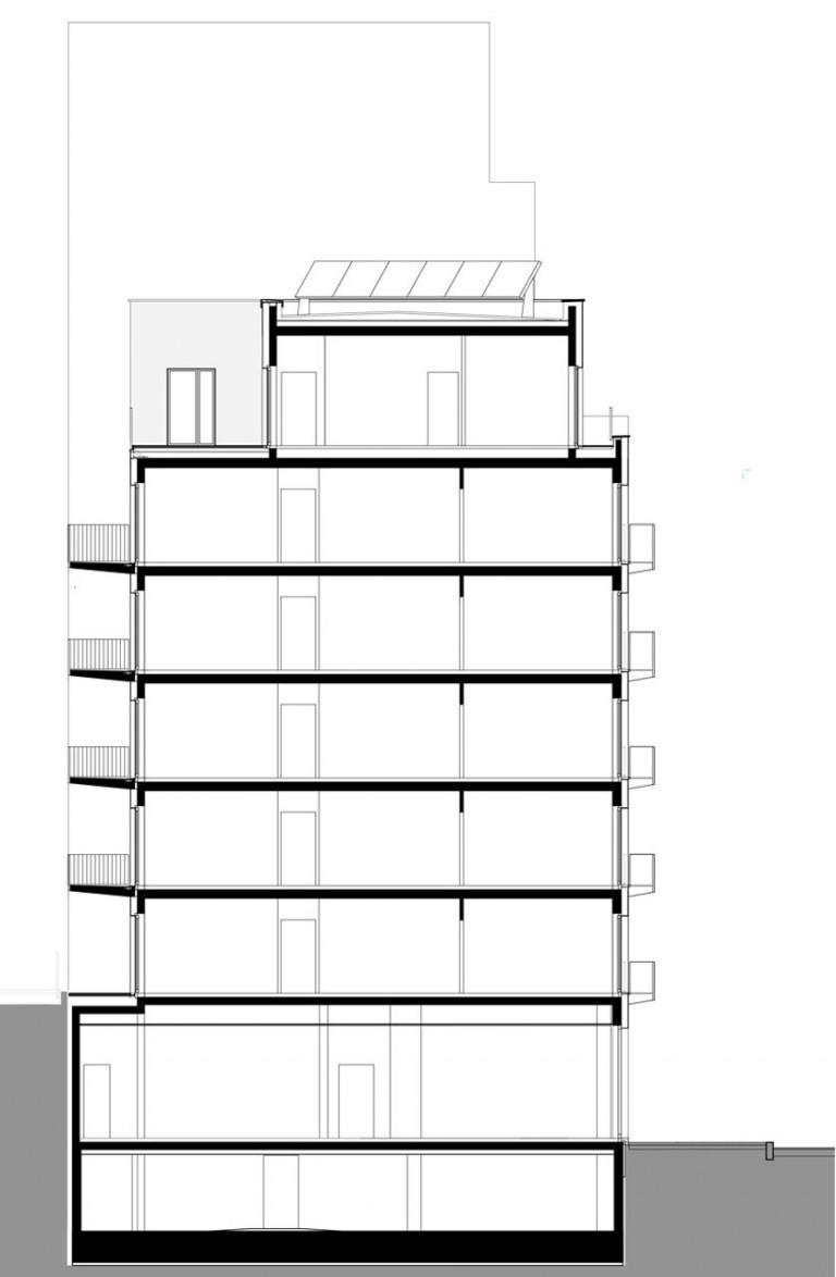 Drei Eins – Architektur- und Stadtplanungsbüro in Frankfurt // Moselstraße, Ffm