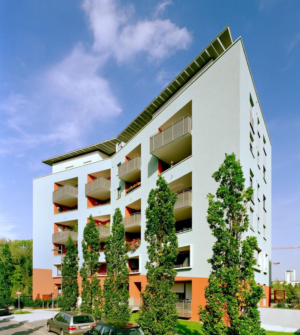 Drei Eins – Architektur- und Stadtplanungsbüro in Frankfurt // Rebstockpark, Ffm