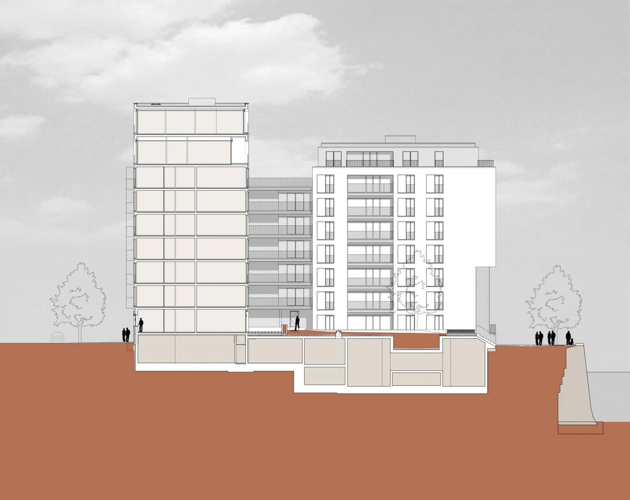 Drei Eins – Architektur- und Stadtplanungsbüro in Frankfurt // Westhafen, Ffm