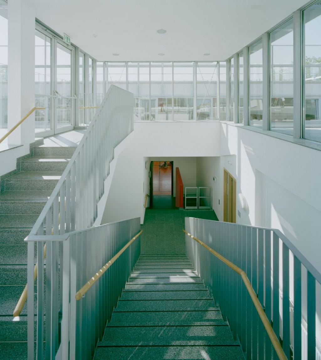 Drei Eins – Architektur- und Stadtplanungsbüro in Frankfurt // Schule am Hang Seckbach, Ffm
