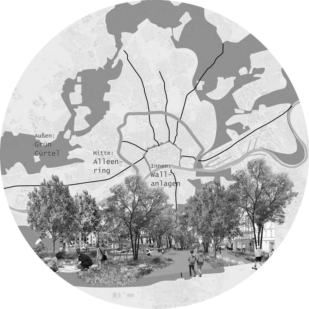 Drei Eins – Architektur- und Stadtplanungsbüro in Frankfurt Projekte