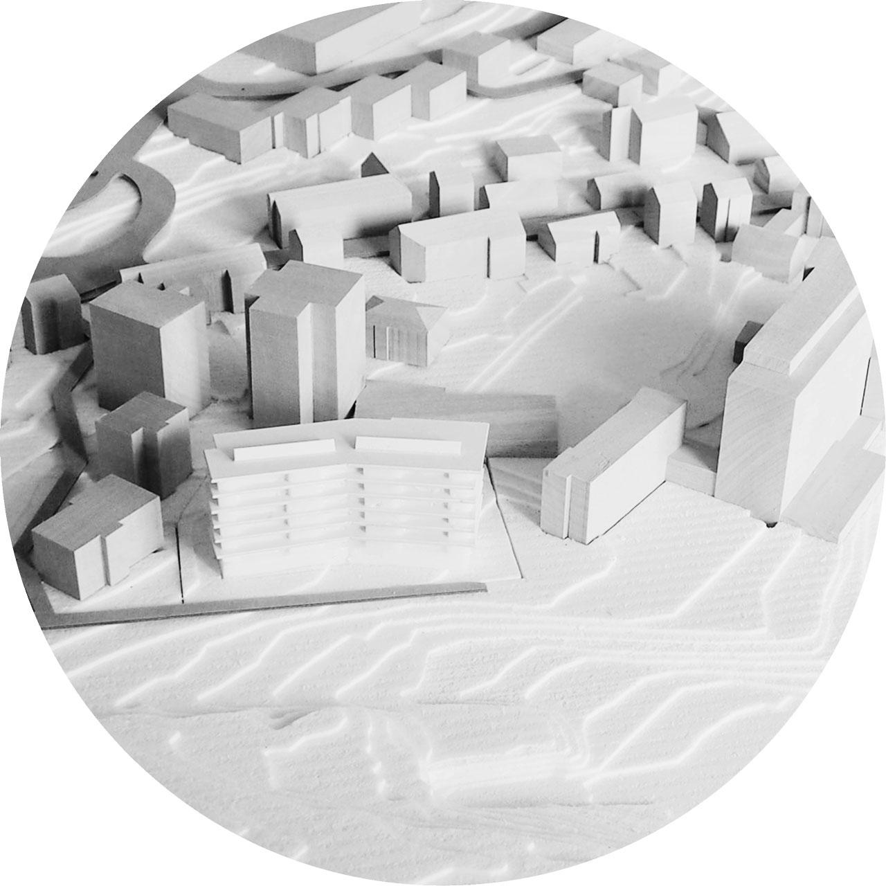 Drei Eins – Architektur- und Stadtplanungsbüro in Frankfurt Home