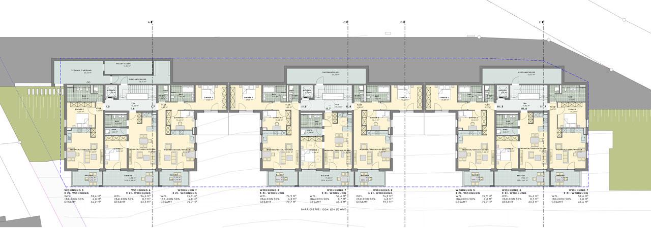 Drei Eins – Architektur- und Stadtplanungsbüro in Frankfurt Parkblick, Bad Schwalbach