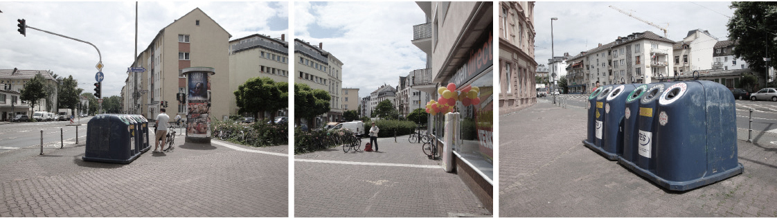 """Drei Eins – Architektur- und Stadtplanungsbüro in Frankfurt """"Frankfurter Unorte"""""""